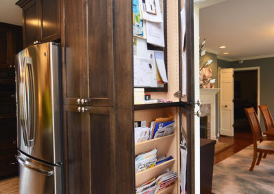 Kitchen Remodel with Kitchen Organizer
