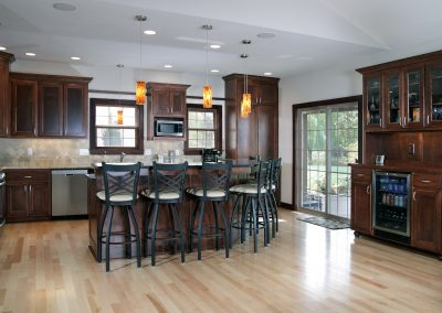 Menomonee Falls Custom Kitchen and Beverage Center