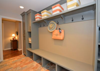 Mequon Mudroom Entry