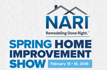Carmel Builders at the Milwaukee NARI Spring Home Improvement Show!