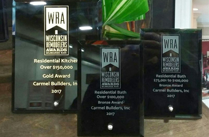 Carmel Builders – Wisconsin Remodeling Awards Winner