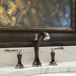 oil-rubbed-bronze-faucet-custom-mirror-marble-vanity-counter-tops-half-bath