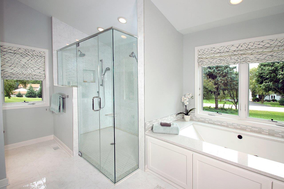 shower-glass-bath-tub-master-bath-custom-tile-floor-wisconsin