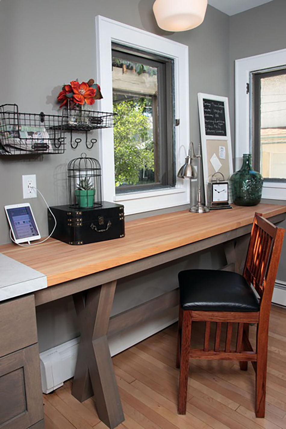 butcher-block-wood-desk-space-saver-white-framed-windows-story-hill-milwaukee