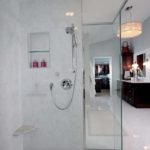glass-shower-tile-niche-door-country-wisconsin