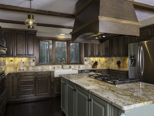 River Hills Traditional Kitchen Remodel