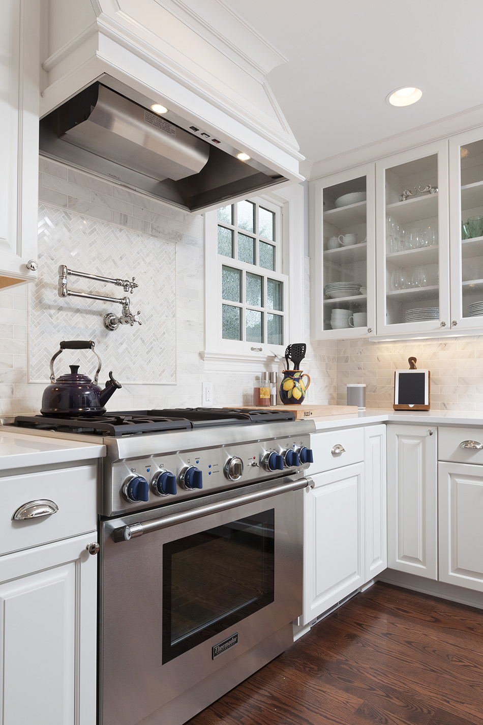 kitchen-design-custom-pot-filler-wall-mounted-faucet-stainless-steel-gas-stove
