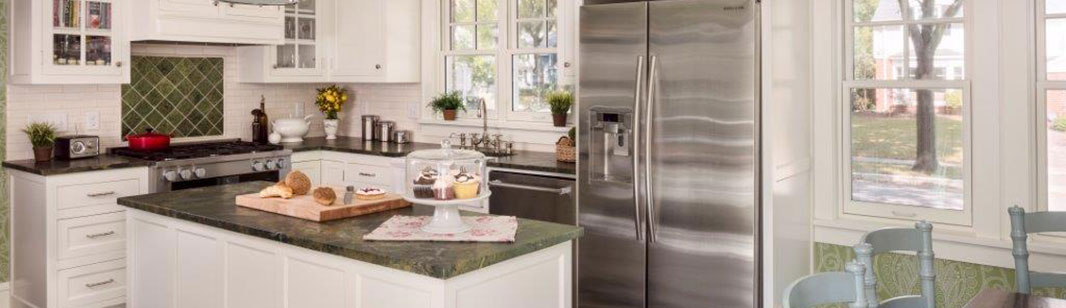 Remodeling a Contemporary kitchen in Cedarburg, Wisconsin