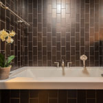 bath-tub-in-shower-master-spa-oasis-kohler-dark-brown-tile-east-side