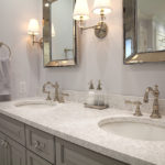 painted-vanity-custom-mirrors-glass-knobs-whitefish-bay