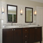 vanity-bath-room-sconces-dual-sink-custom-flat-panel-doors