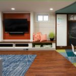 family-recreation-room-wauwatosa-wisconsin-wall-hung-TV-storage