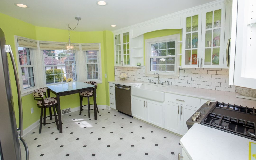 "Converting a Small Kitchen to make it the ""Heart of the Home"""