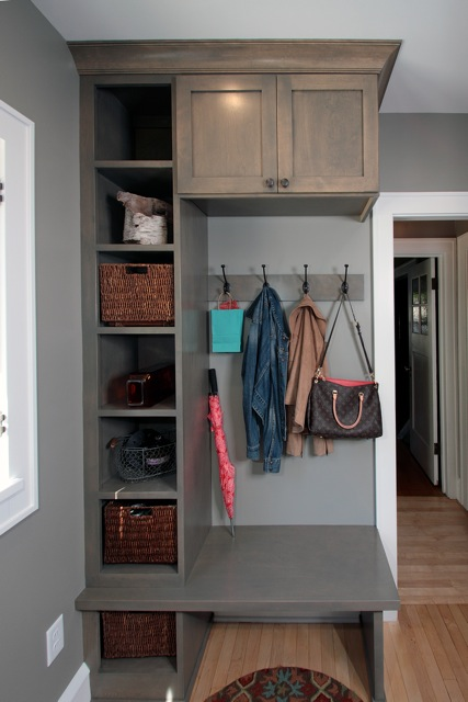 Stylish & Smart Storage ~ From Closets to Entries to Mudrooms