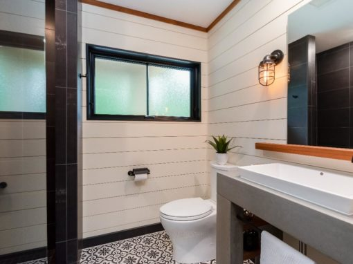 Bayside Bathroom Revamp – Optimal Small Space Design