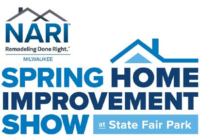 Visit Carmel Bldrs at NARI Milwaukee Spring Home Improvement Show