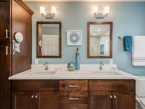 Germantown Master Bath