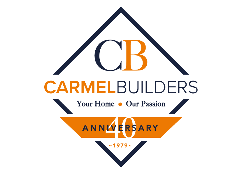 Carmel Builders' 40th Year Anniversary