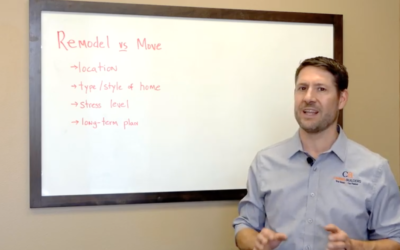 Episode 6 | Remodel or Move? | Carmel Builders Sidelight Series